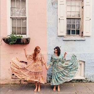 Spell & The Gypsy Collective Dresses - Spell & The Gypsy Amethyst Gown Dress